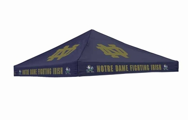 Notre Dame Team Color Canopy
