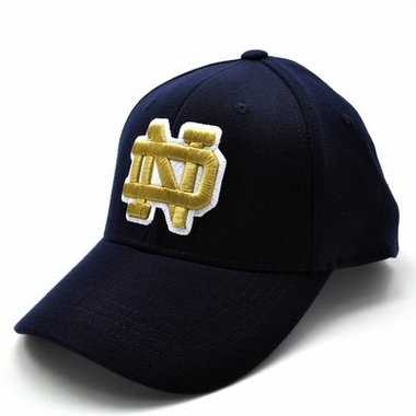 Notre Dame Team Color Premium FlexFit Hat