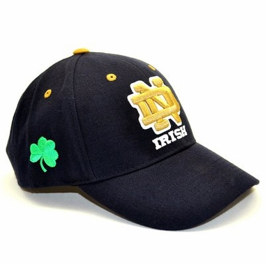 Notre Dame Triple Conference Adjustable Hat