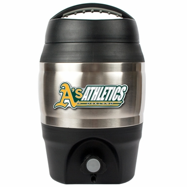 Oakland Athletics 1 Gallon Tailgate Jug