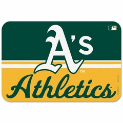 Oakland Athletics 20 x 30 Mat