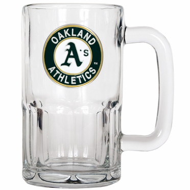 Oakland Athletics 20oz Root Beer Mug