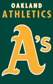 Oakland Athletics Flags & Outdoors