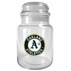 Oakland Athletics Candy Jar