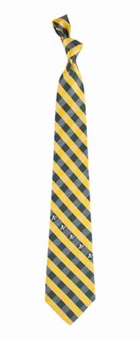 Oakland Athletics Check Poly Necktie