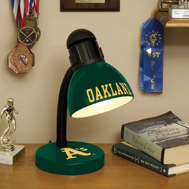 Oakland Athletics Dorm Lamp