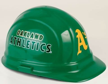 Oakland Athletics Hard Hat