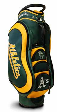 Oakland Athletics Medalist Cart Bag