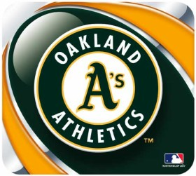 Oakland Athletics Mouse Pad