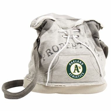 Oakland Athletics Property of Hoody Duffle