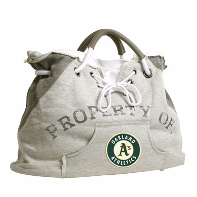 Oakland Athletics Property of Hoody Tote