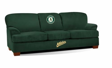 Oakland Athletics First Team Sofa