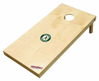 Oakland Athletics Regulation Size (XL) Tailgate Toss Beanbag Game