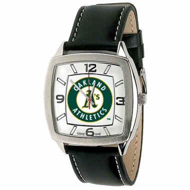 Oakland Athletics Retro Mens Watch
