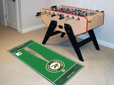 Oakland Athletics Runner Rug