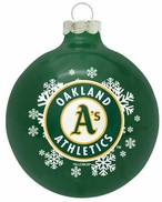 Oakland Athletics Christmas