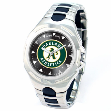 Oakland Athletics Victory Mens Watch