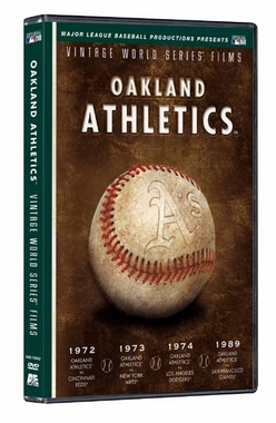 Oakland Athletics Vintage World Series Films DVD
