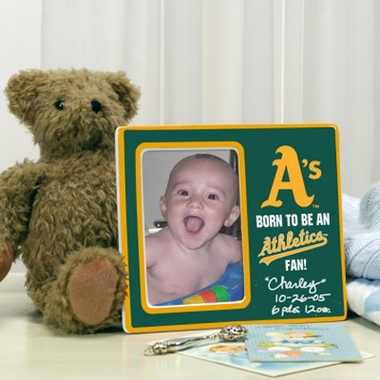 Oakland Athletics Youth Picture Frame