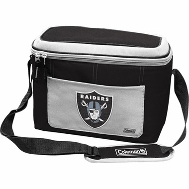 Oakland Raiders 12 Can Soft Side Cooler
