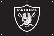 Oakland Raiders Flags & Outdoors