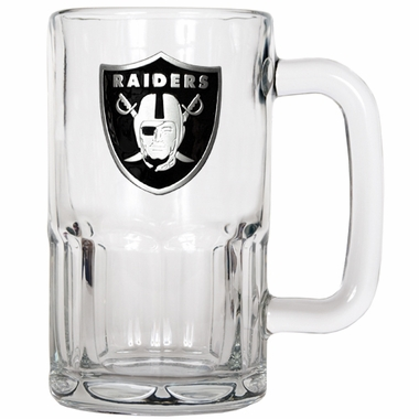Oakland Raiders 20oz Root Beer Mug