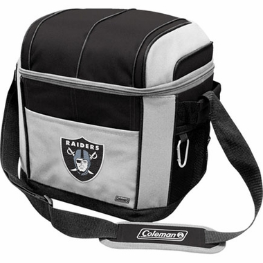 Oakland Raiders 24 Can Soft Side Cooler