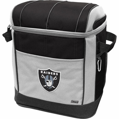 Oakland Raiders 50 Can Soft Side Cooler