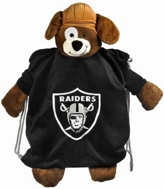 Oakland Raiders Back Pack Pal