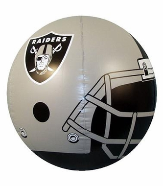 Oakland Raiders Beach Ball
