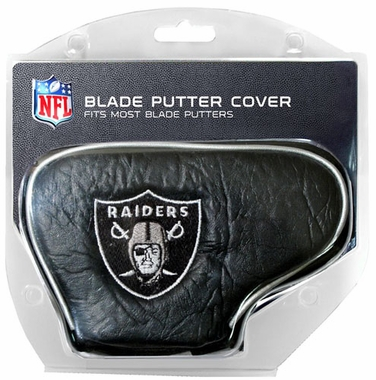Oakland Raiders Blade Putter Cover