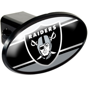 Oakland Raiders Economy Trailer Hitch
