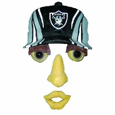 Oakland Raiders Forest Face