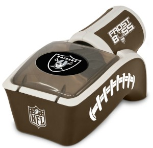 Oakland Raiders Frost Boss Beverage Chiller