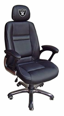 Oakland Raiders Head Coach Office Chair