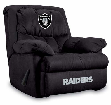 Oakland Raiders Home Team Recliner