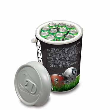 Oakland Raiders Mega Can Cooler