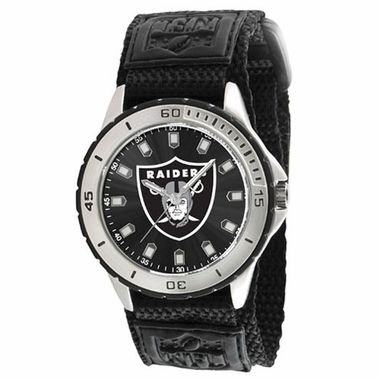 Oakland Raiders Mens Veteran Watch