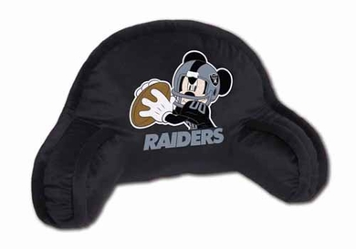 Oakland Raiders Mickey Mouse YOUTH Bedrest