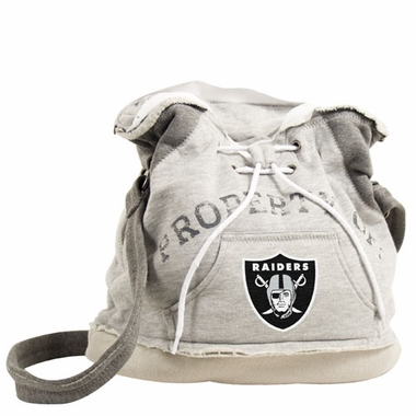 Oakland Raiders Property of Hoody Duffle