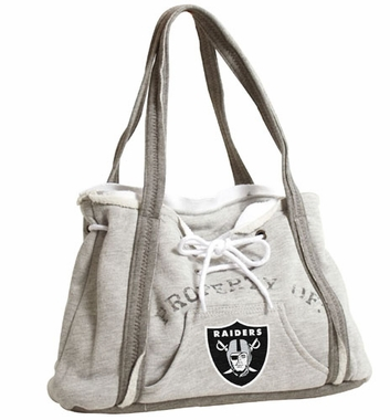 Oakland Raiders Property of Hoody Purse