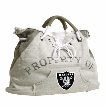 Oakland Raiders Property of Hoody Tote