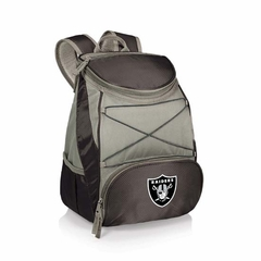 Oakland Raiders PTX Backpack Cooler (Black)