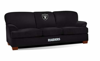 Oakland Raiders First Team Sofa