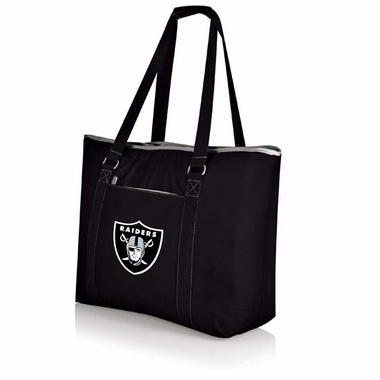 Oakland Raiders Tahoe Beach Bag (Black)