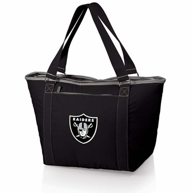 Oakland Raiders Topanga Cooler Bag (Black)
