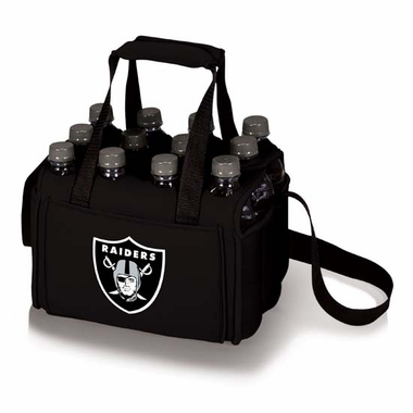 Oakland Raiders Twelve Pack (Black)