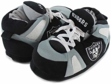 Oakland Raiders UNISEX High-Top Slippers