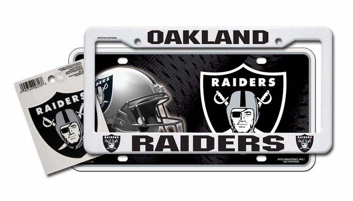 Oakland Raiders Value Auto Kit
