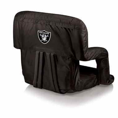 Oakland Raiders Ventura Seat (Black)